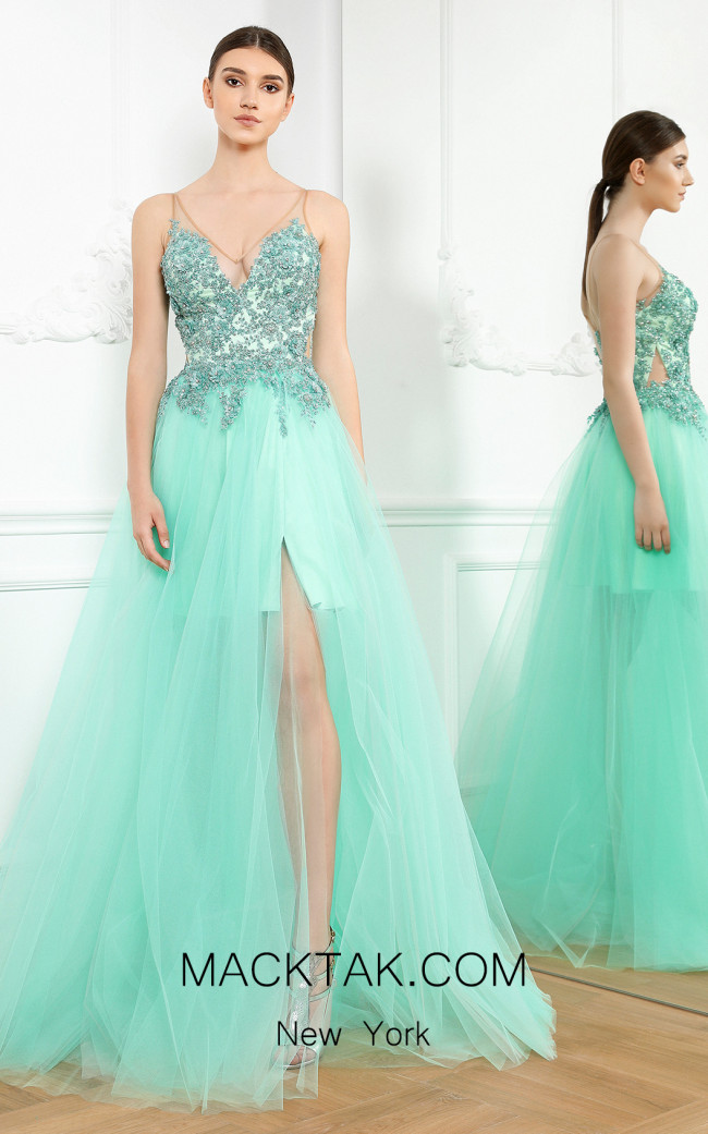 Cristallini SKA820 Front Dress