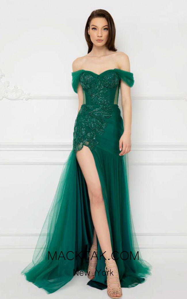 Cristallini SKA852 Front Dress
