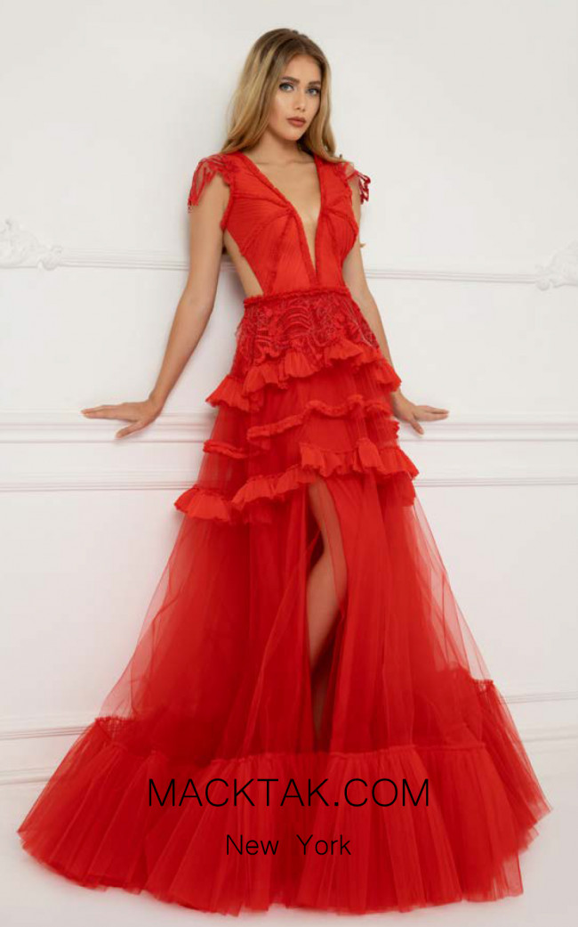 Cristallini SKA888N Front Dress