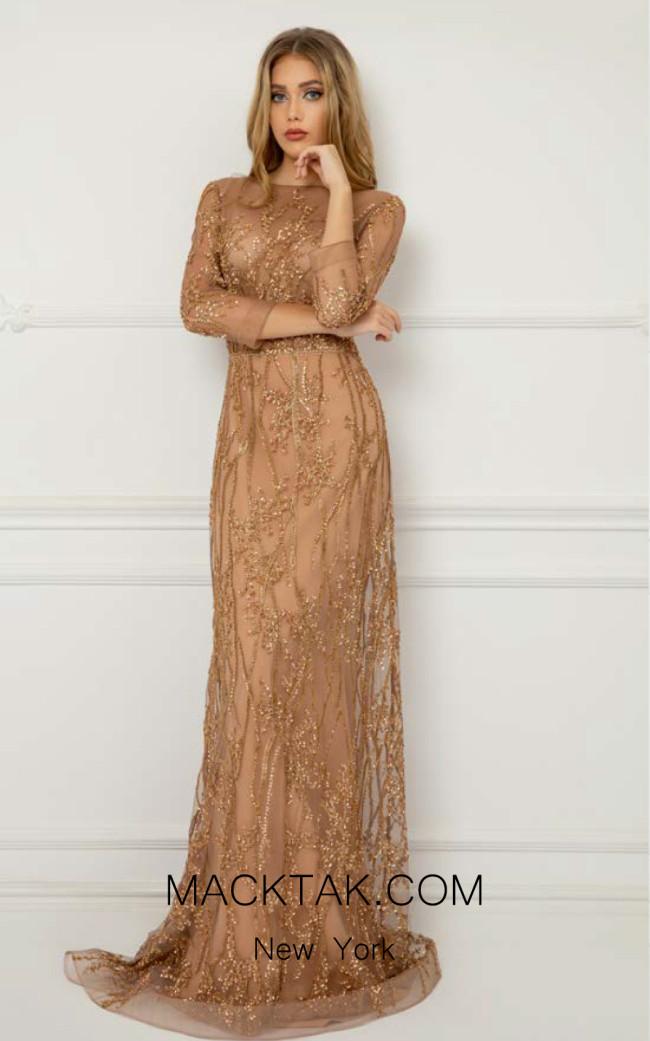 Cristallini SKA952 Front Dress