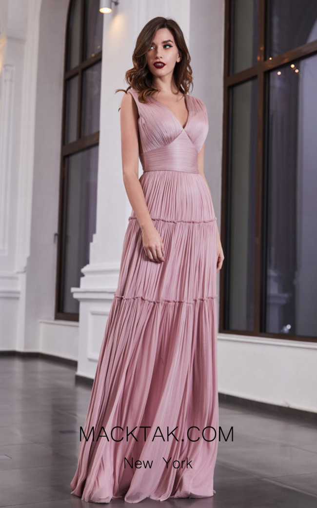 Cristallini SKA967 Front Evening Dress