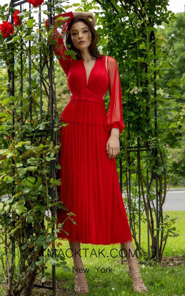 Cristallini SKA989 Front Dress