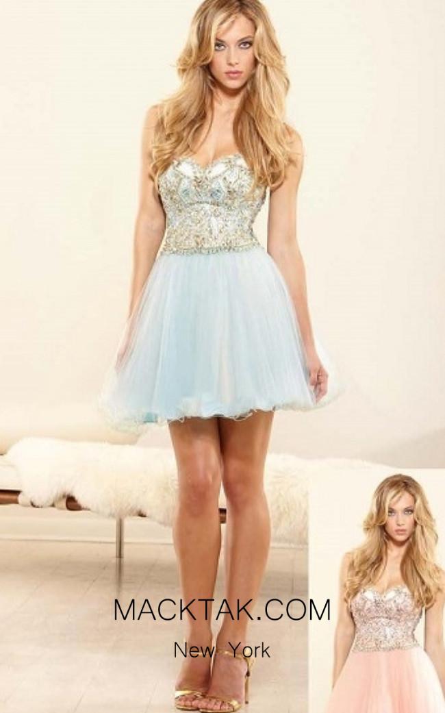 Terani DL 172 Dress