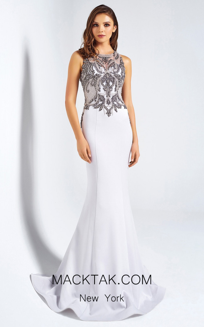 Dressing Room 1349 Front Evening Dress
