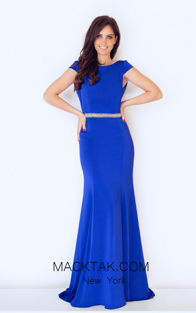 Dynasty 1013211 Front Royal Blue Dress