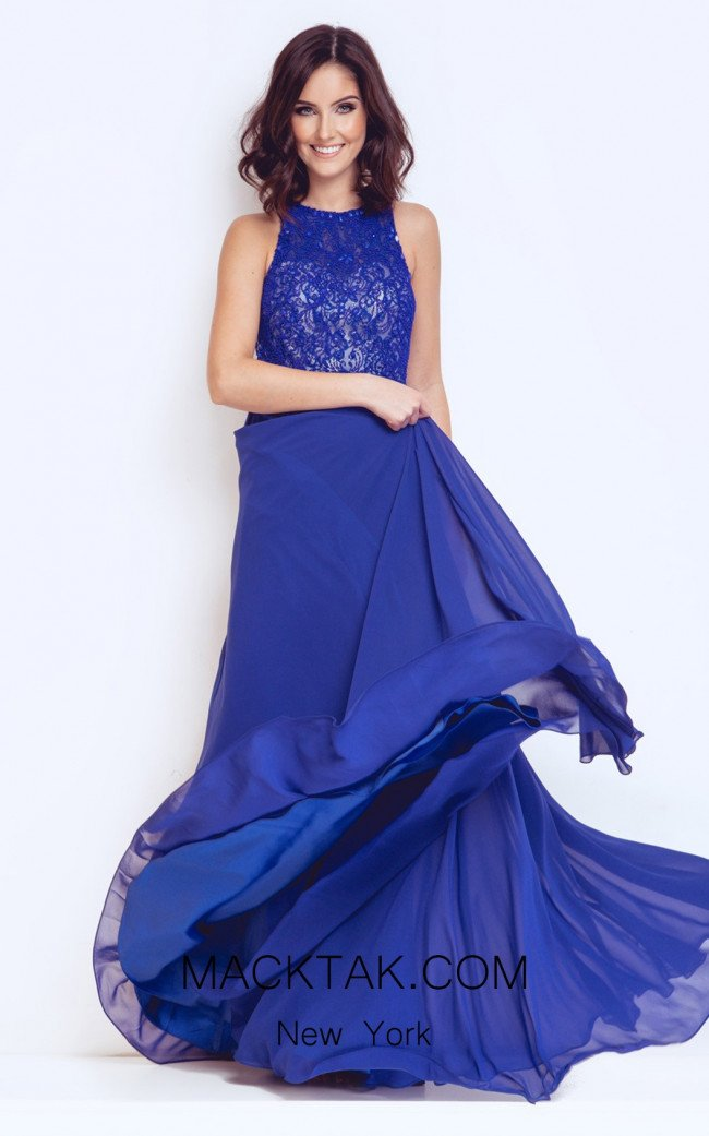 Dynasty 1023114 Front Royal Blue Dress