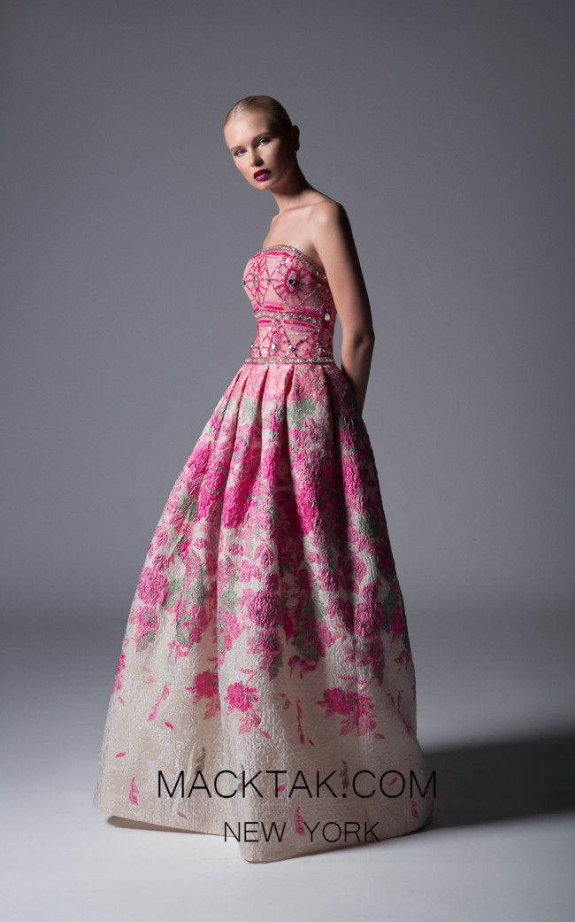 Edward Arsouni SS0334 Dress