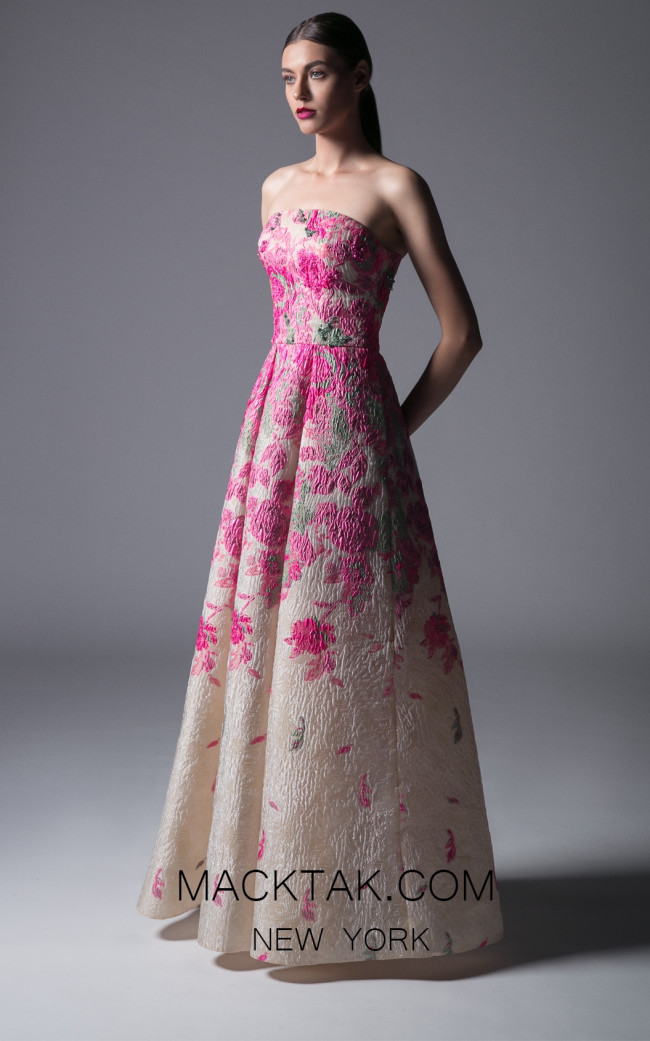 Edward Arsouni SS0336 Dress