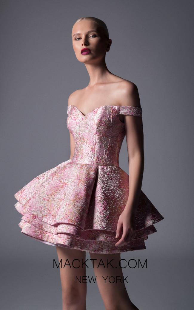 Edward Arsouni SS0341 Dress