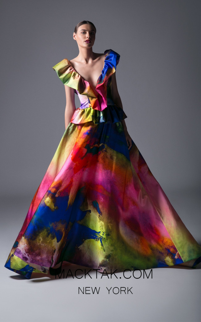 Edward Arsouni SS0350 Dress