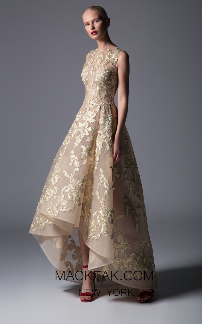 Edward Arsouni SS0368 Dress