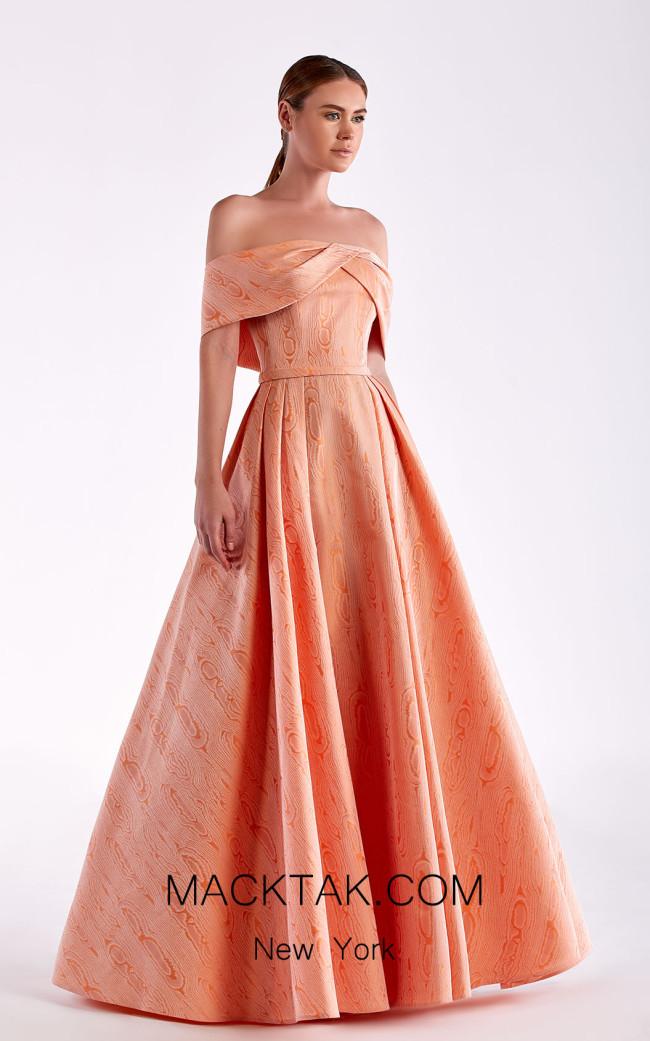 Edward Arsouni SS0482 Zucca Front Dress