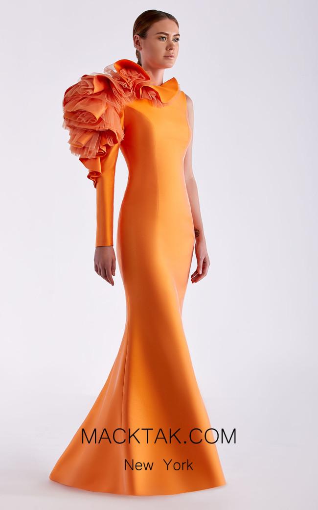 Edward Arsouni SS0484 Clementine Front Dress