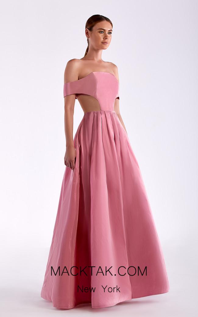 Edward Arsouni SS0519 Rose Front Dress