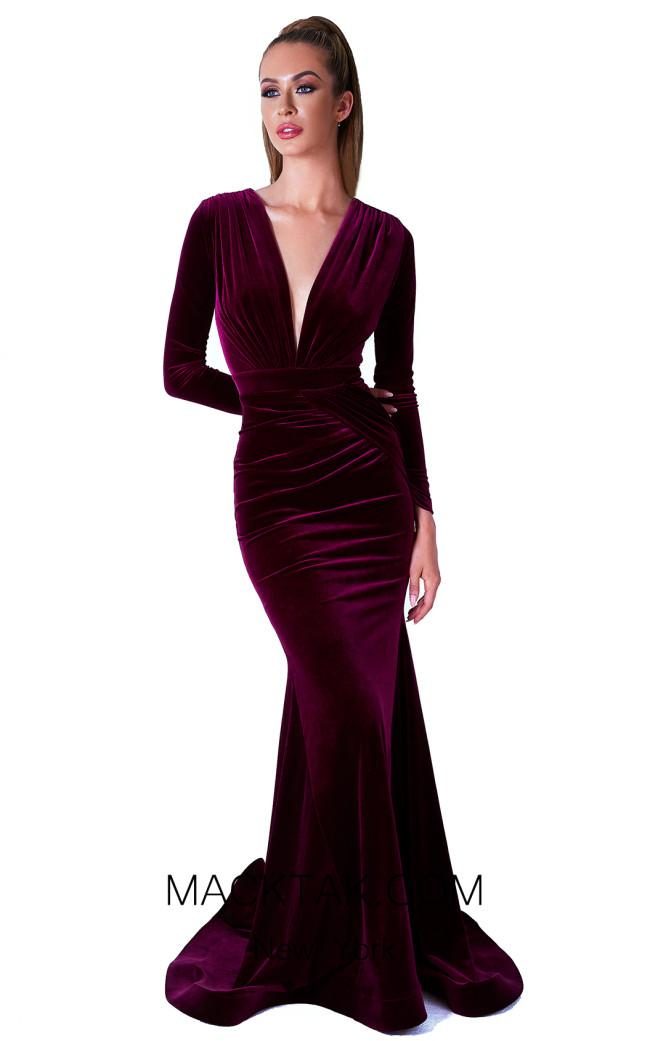 Evaje 10013 Front Dress