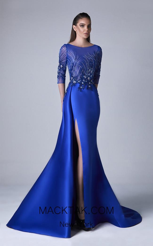 Edward Arsouni 0395 Front Evening Dress