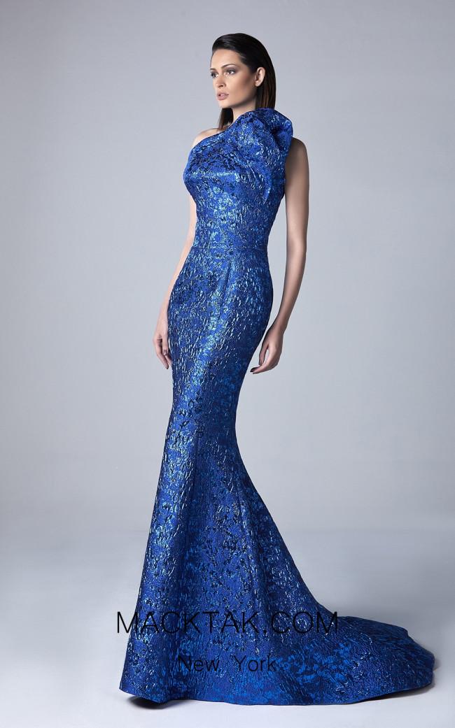 Edward Arsouni 0401 Front Evening Dress