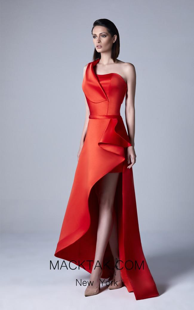 Edward Arsouni 0405 Front Evening Dress