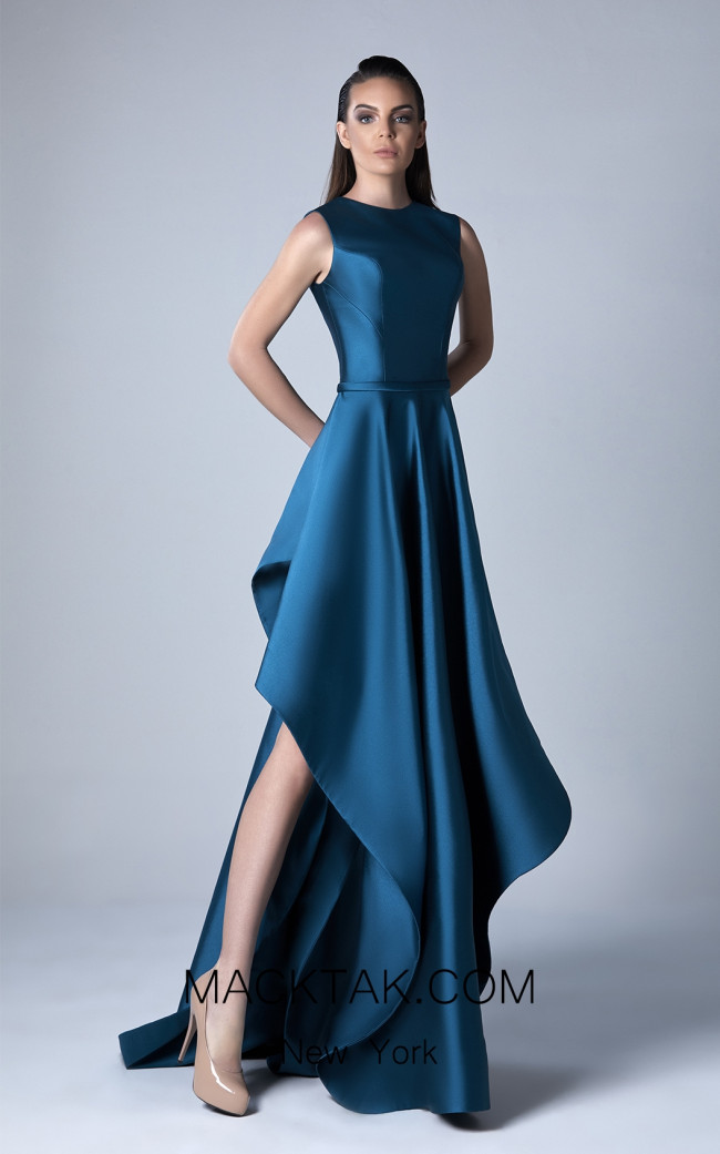 Edward Arsouni 0406 Front Evening Dress