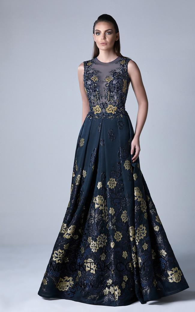 Edward Arsouni 0410 Front Evening Dress