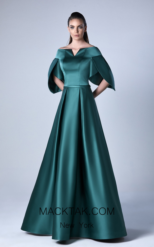 Edward Arsouni 0417 Front Evening Dress