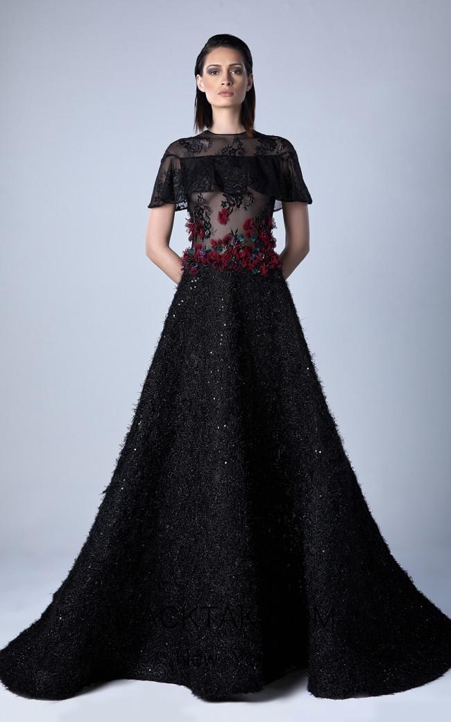 Edward Arsouni 0426 Front Evening Dress