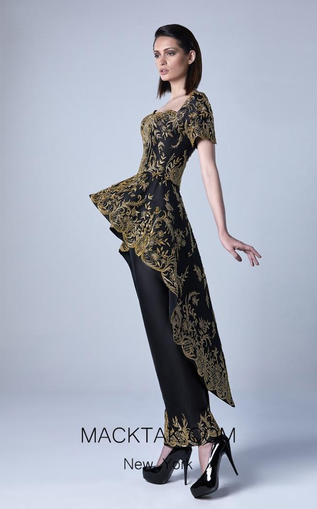 Edward Arsouni 0427 Front Evening Dress