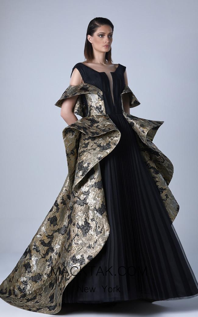 Edward Arsouni 0441 Front Evening Dress