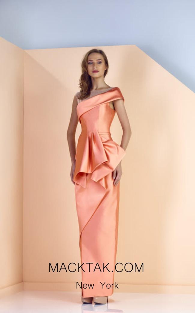 Edward Arsouni SS0128 Front Evening Dress