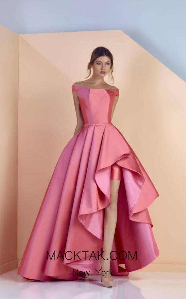 Edward Arsouni SS0139 Front Evening Dress