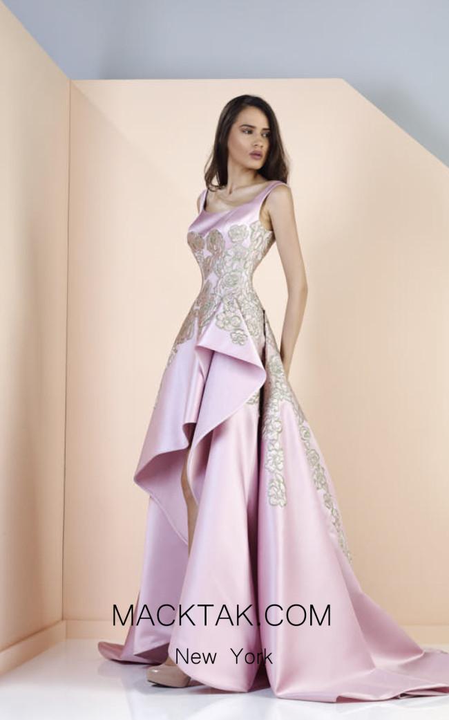 Edward Arsouni SS0142 Front Evening Dress