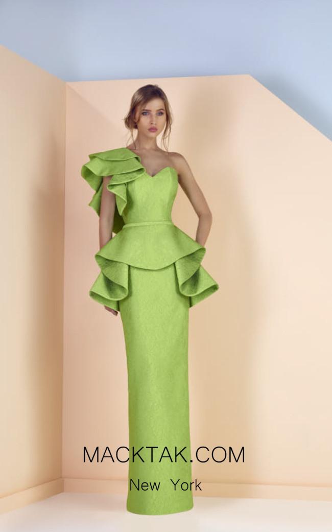 Edward Arsouni SS0145 Front Evening Dress