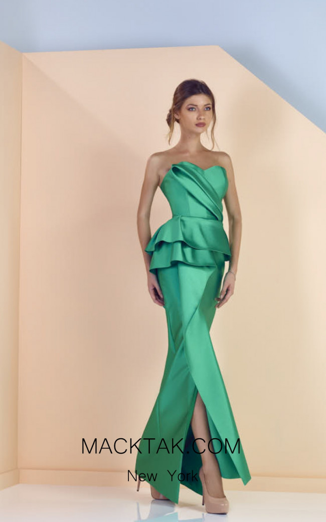 Edward Arsouni SS0146 Front Evening Dress
