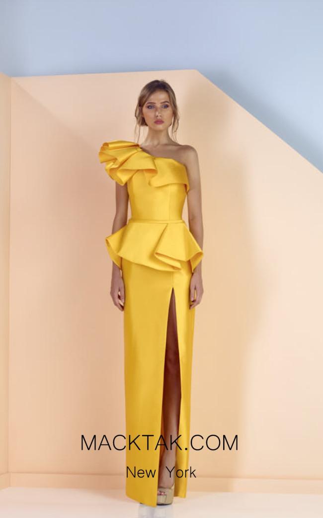 Edward Arsouni SS0151 Front Evening Dress