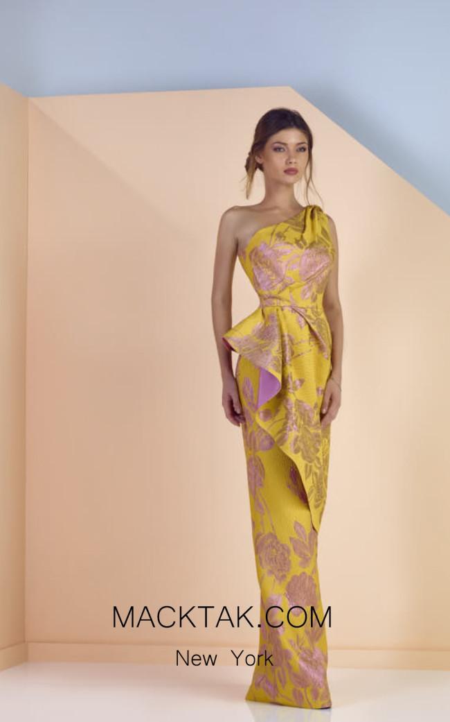 Edward Arsouni SS0152 Front Evening Dress
