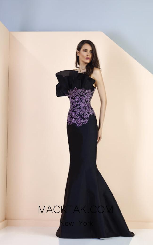 Edward Arsouni SS0159 Front Evening Dress