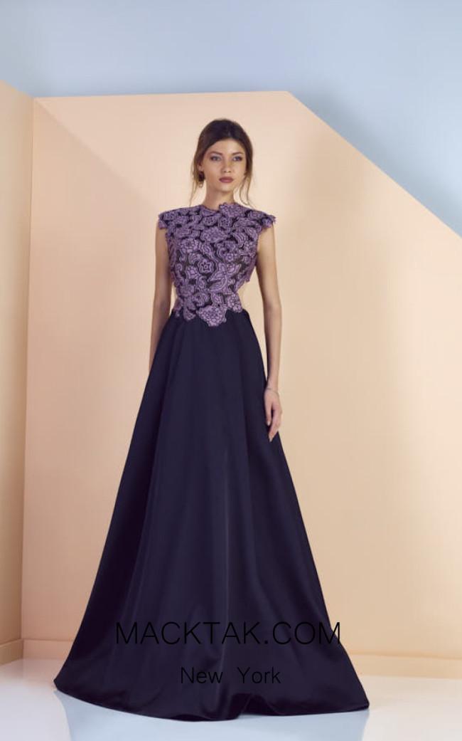 Edward Arsouni SS0162 Front Evening Dress