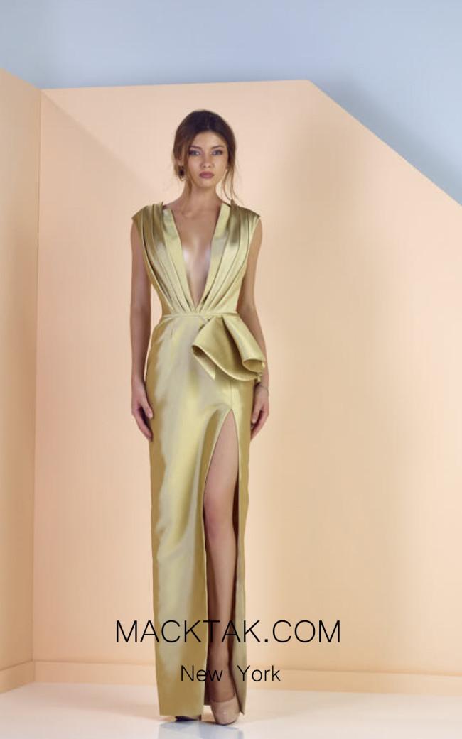 Edward Arsouni SS0166 Front Evening Dress