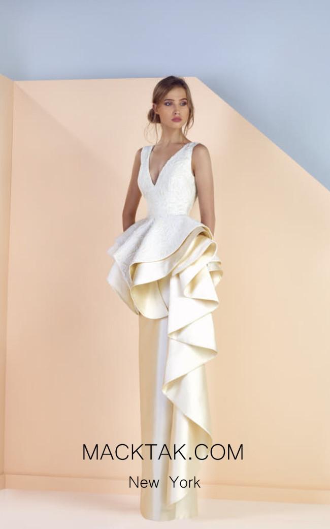 Edward Arsouni SS0171 Front Evening Dress