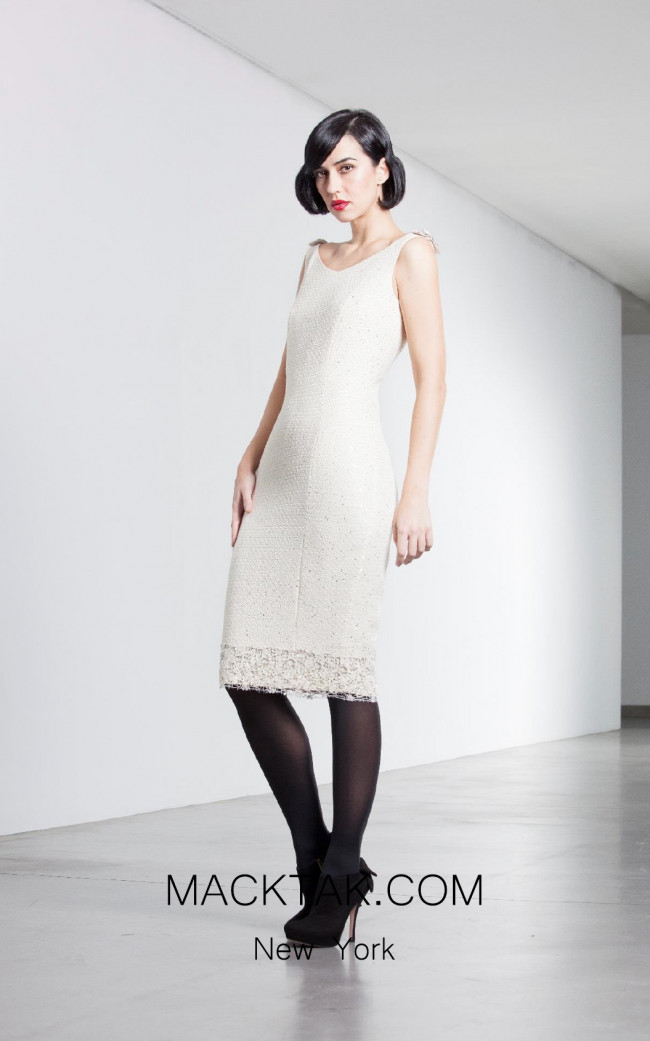Fely Campo 14213 Front Dress