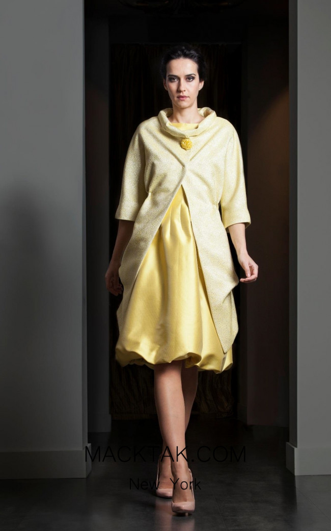 Fely Campo 15105 Front Dress