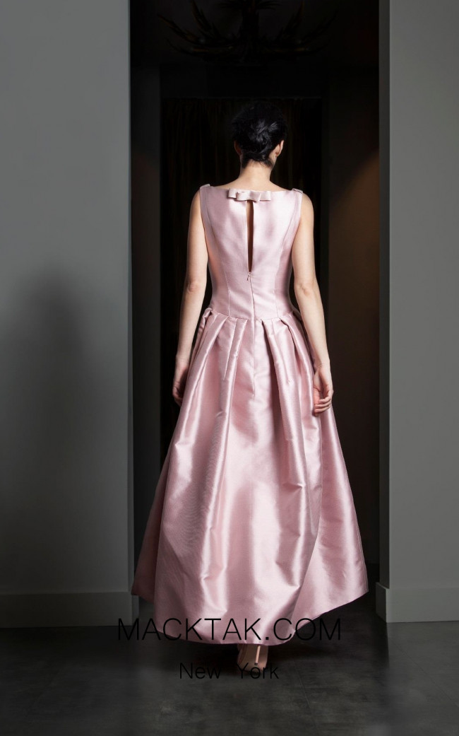Fely Campo 15122 Back Dress