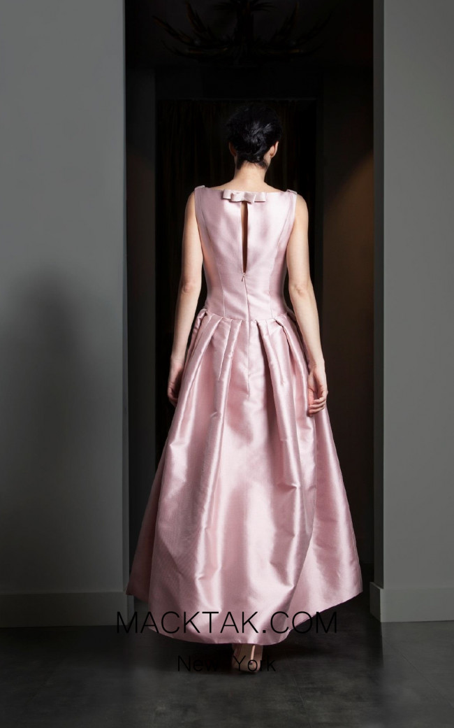 Fely Campo 15112 Back Dress