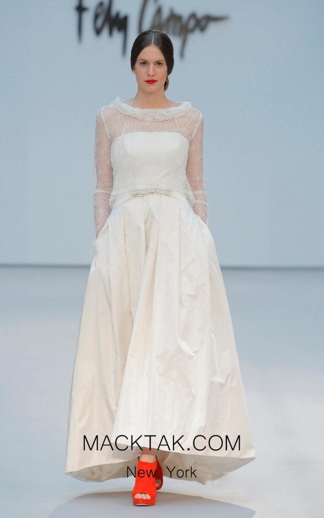 Fely Campo 17306 Dress