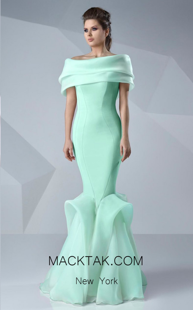 MNM G0620 Mint Front Dress
