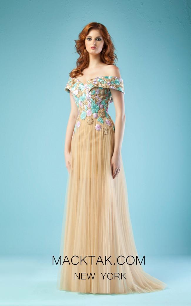 Gatti Nolli ED 4446 Front Dress