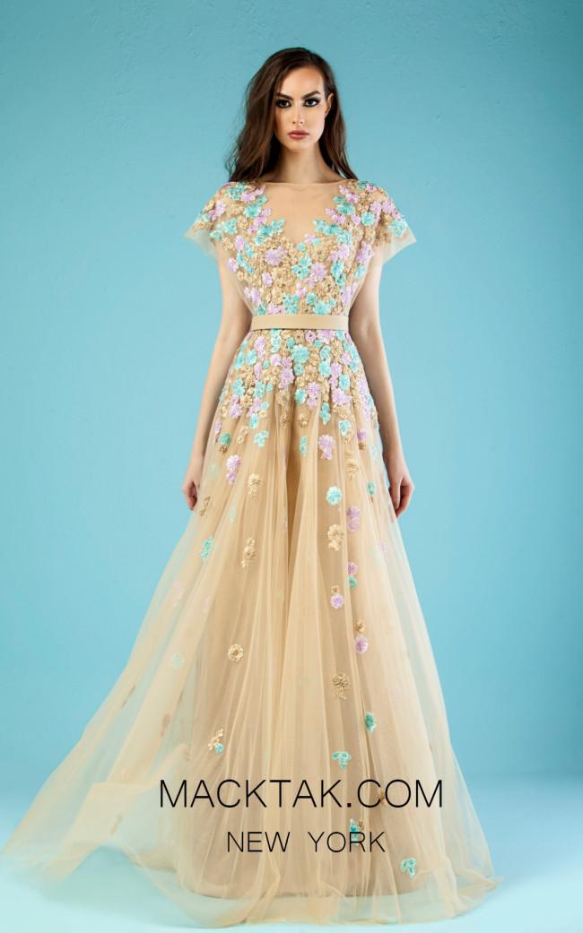Gatti Nolli ED 4447 Front Dress