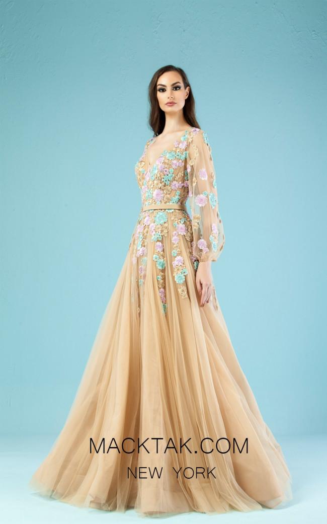 Gatti Nolli ED 4448 Front Dress
