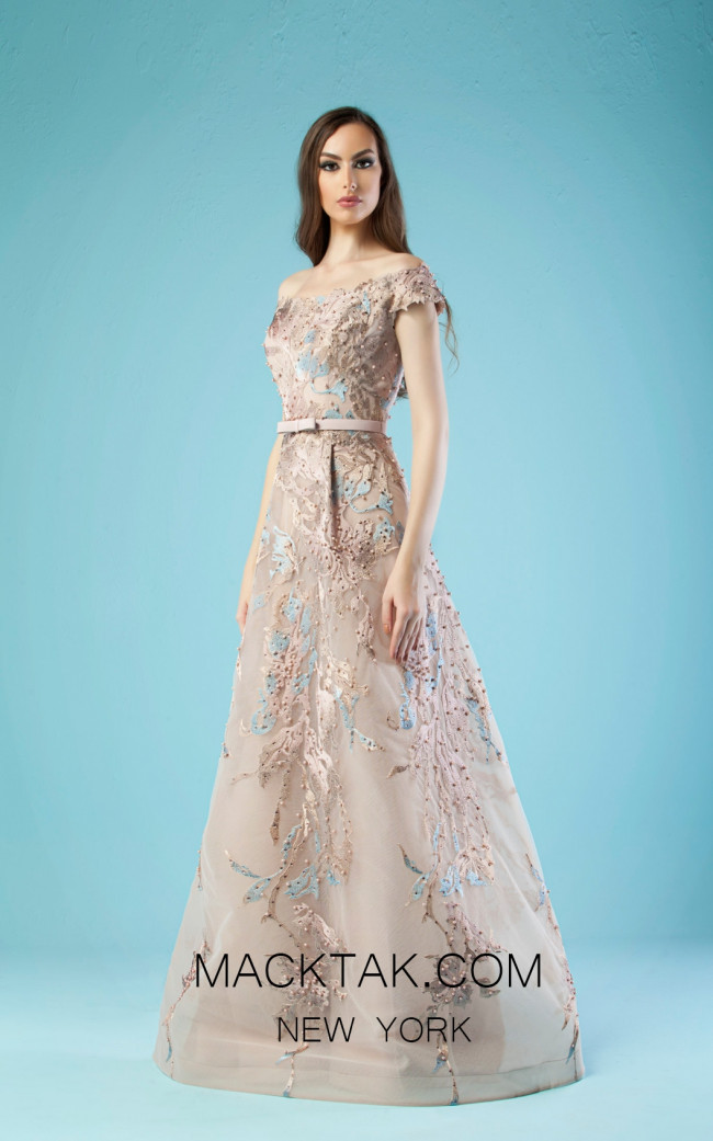 Gatti Nolli ED 4539 Back Dress