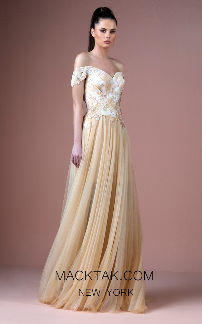 Gatti Nolli OP4667 Front Dress